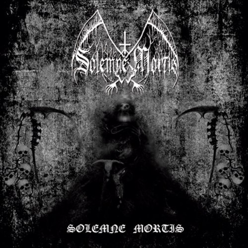 SOLEMNE MORTIS - Solemne Mortis CD Black Metal