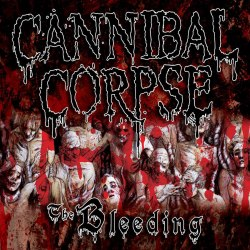 CANNIBAL CORPSE - The Bleeding (XIII Collection) Digi-CD Brutal Death Metal