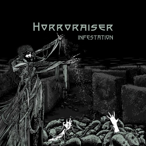 HORRORAISER - Infestation CD Death Metal
