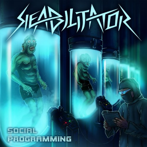 REABILITATOR - Social Programming CD Thrash Metal