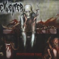 EXVENTER - Procederum finic CD Death Metal