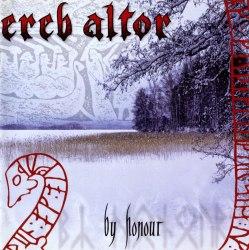 EREB ALTOR - By Honour CD Viking Doom Metal