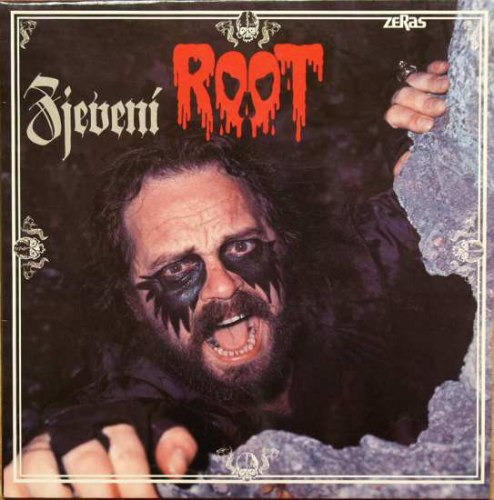 ROOT - Zjeveni Digi-CD Black Metal