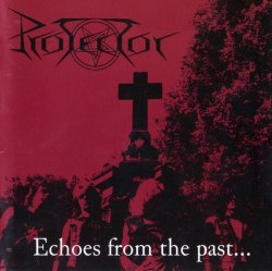 PROTECTOR - Echoes From The Past CD Thrash Metal