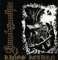 NERGAL / BUNDESWEHRA - Necro Spell / King's Return CD Black Metal