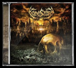BONESTORM - Hidden Horizon CD Death Metal