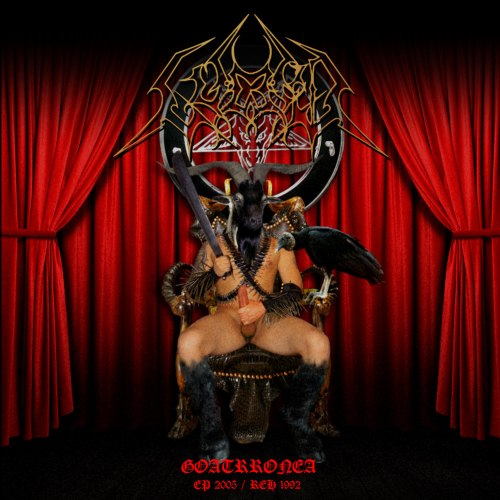 LUCERA - Goatrronea CD Thrash Black Metal
