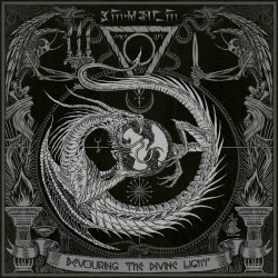 AKOMAN - Devouring The Divine Light Digi-CD Black Metal