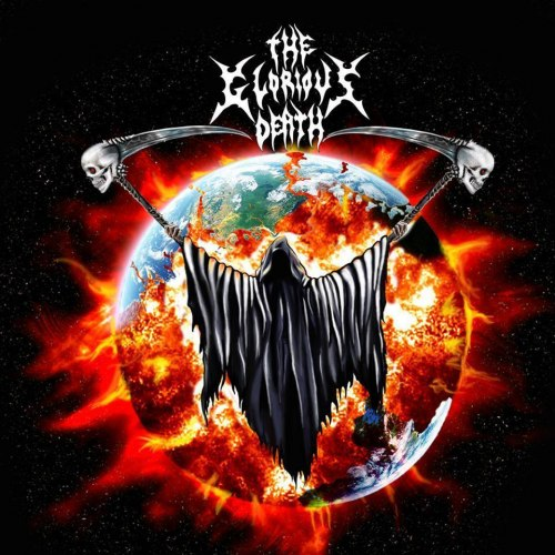 THE GLORIOUS DEATH - The Glorious Death Digi-CD Death Metal