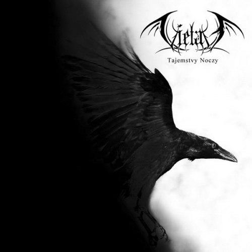 VIETAH - Tajemstvy Noczy white LP Atmospheric Black Metal
