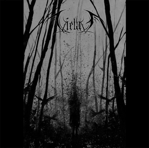 VIETAH - Czornaja ćviĺ LP Atmospheric Black Metal