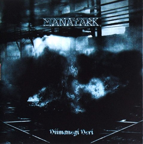 MANATARK - Viimanegi Veri CD Blackened Metal