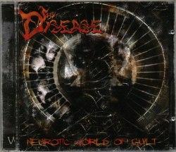 THY DISEASE - Neurotic World Of Guilt CD Death Metal
