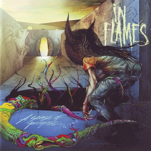 IN FLAMES - A Sense Of Purpose CD MDM