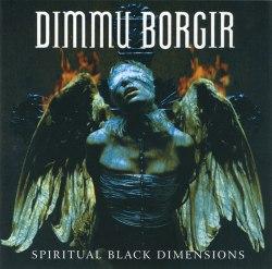 DIMMU BORGIR - Spiritual Black Dimensions CD Symphonic Black Metal