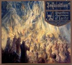 INQUISITION - Magnificent Glorification of Lucifer Digi-CD Black Metal