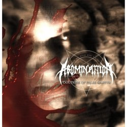 ABOMINATTION - Doutrine Of False Martyr CD Death Metal