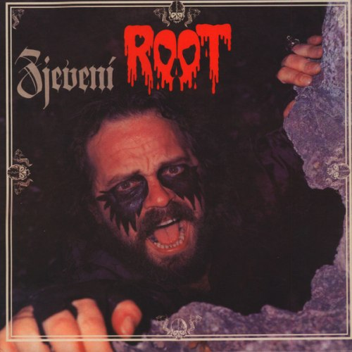 ROOT - Zjeveni LP Black Metal