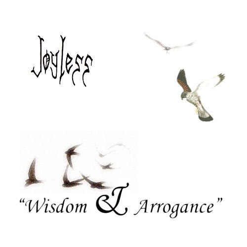 JOYLESS - Wisdom & Arrogance CD Psychedelic Rock