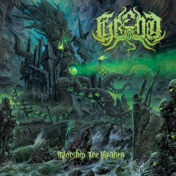 GROND - Worship the Kraken Digi-CD Death Metal