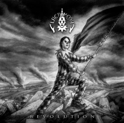 LACRIMOSA - Revolution CD Goth Rock