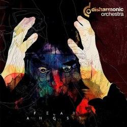 DISHARMONIC ORCHESTRA - Fear Of Angst Digi-CD Progressive Metal