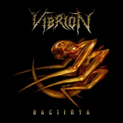 VIBRION - Bacterya CD Death Metal