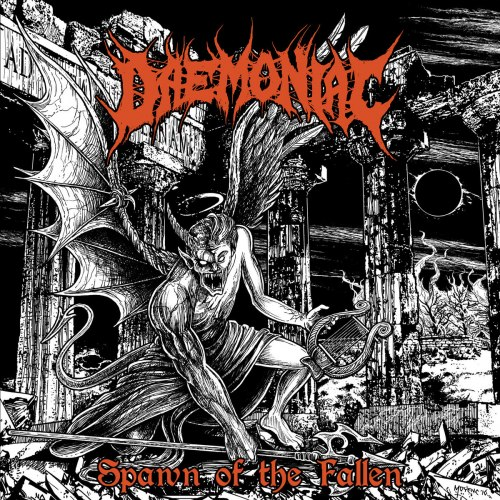 DAEMONIAC - Spawn of the Fallen CD Death Metal