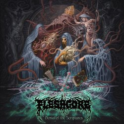 FLESHGORE - Denial of the Scriptures CD Death Metal