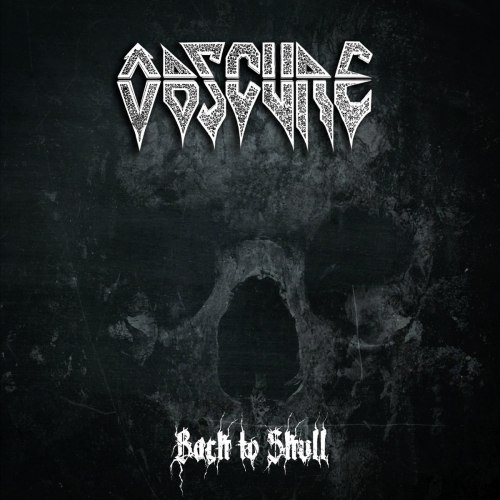 OBSCURE - Back to Skull CD Death Metal