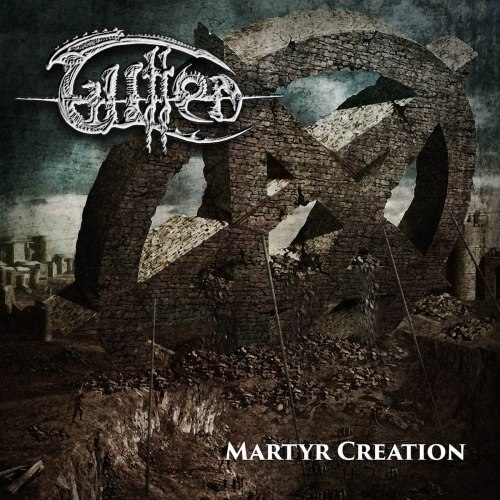 GUTTED - Martyr Creation CD Death Metal