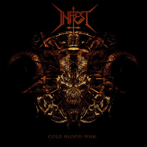 INFEST - Cold Blood War CD Death Metal
