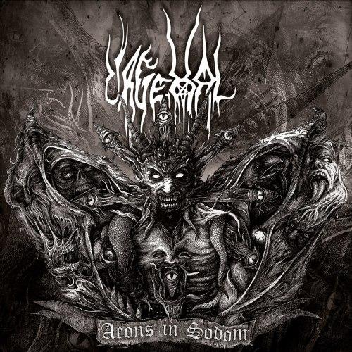URGEHAL - Aeons In Sodom Digi-CD Black Metal