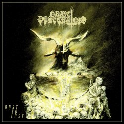 GRAVE DESECRATOR - Dust to Lust CD Black Death Metal
