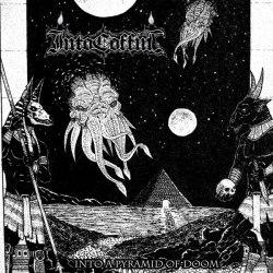 INTO COFFIN - Into a Pyramid of Doom CD Death Doom Metal