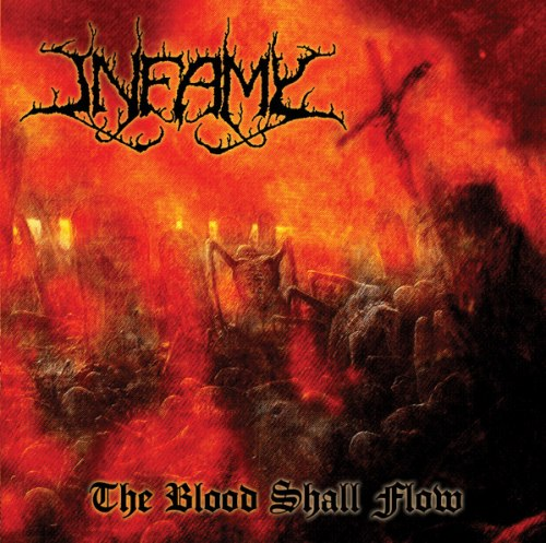 INFAMY - The Blood Shall Flow CD Death Metal