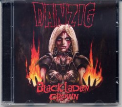 DANZIG - Black Laden Crown CD Glenn Danzig Metal