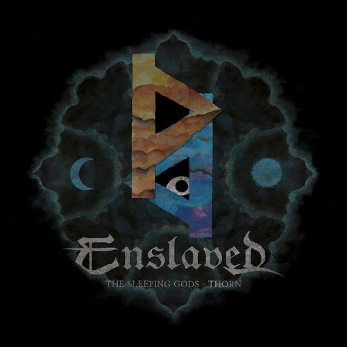 ENSLAVED - The Sleeping Gods-Thorn CD Progressive Metal