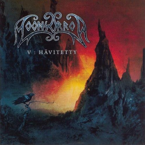 MOONSORROW - V: Hävitetty CD Folk Metal