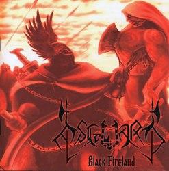 ASGUARD - Black Fireland CD Dark Metal