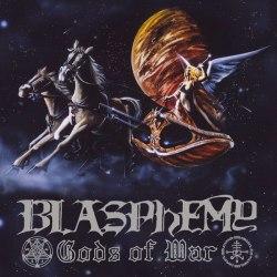 BLASPHEMY - Gods Of War / Blood Upon The Altar CD Black Metal