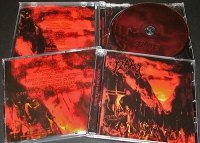 FLAME - March Into Firelands CD Black/Thrash Metal