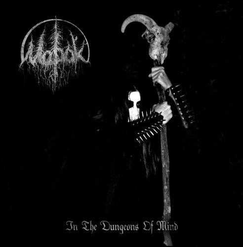 МОРОК - In the Dungeons of Mind CD Blackened Metal