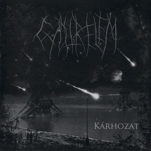 GYOTRELEM - Kárhozat CD Black Metal