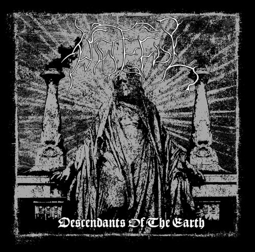 HATEFUL - Descendants of the Earth CD Black Metal