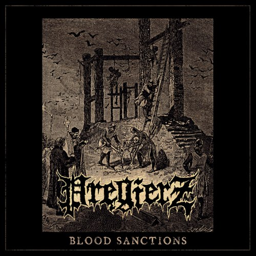 PREGIERZ - Blood Sanctions MCD Blackened Death Metal