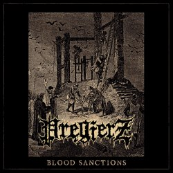 PREGIERZ - Blood Sanctions MCD Blackened Death Metal