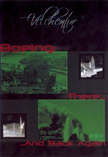 VELEHENTOR - Boeing: There And Back Again CD in DVD case Dark Ambient