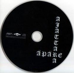 AJATTARA - Äpäre CD Pagan Metal