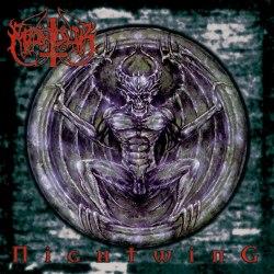 MARDUK - Nightwing LP Black Metal